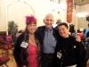 Annie Sprinkle, Daniel Ellsberg and Beth Stephens