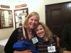 Cindy Sheehan and Jesselyn Radack