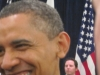 Smiling Obama