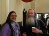Pratibha Gautam and Joey Skaggs