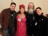 Larry Bogad, Annie Sprinkle, Joey Skaggs and Beth Stephens