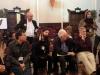 Beth Stephens, Dr. Frank Lucido, Daniel Ellseberg and Ray McGovern