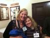 Cindy Sheehan and Jesselyn Radack